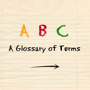 An A-Z Glossary of Children's Book Author & Illustrator Terms
