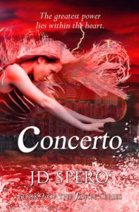 "JD Spero on Spellbinding New YA ""Concerto"""