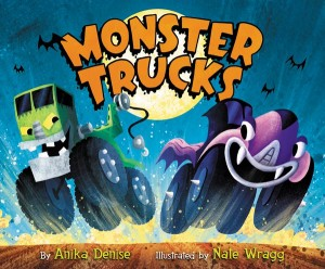 Monster TrucksCover