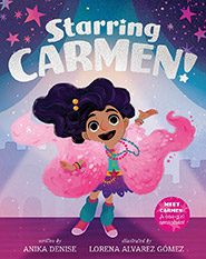 Starring Carmen! Release Day!